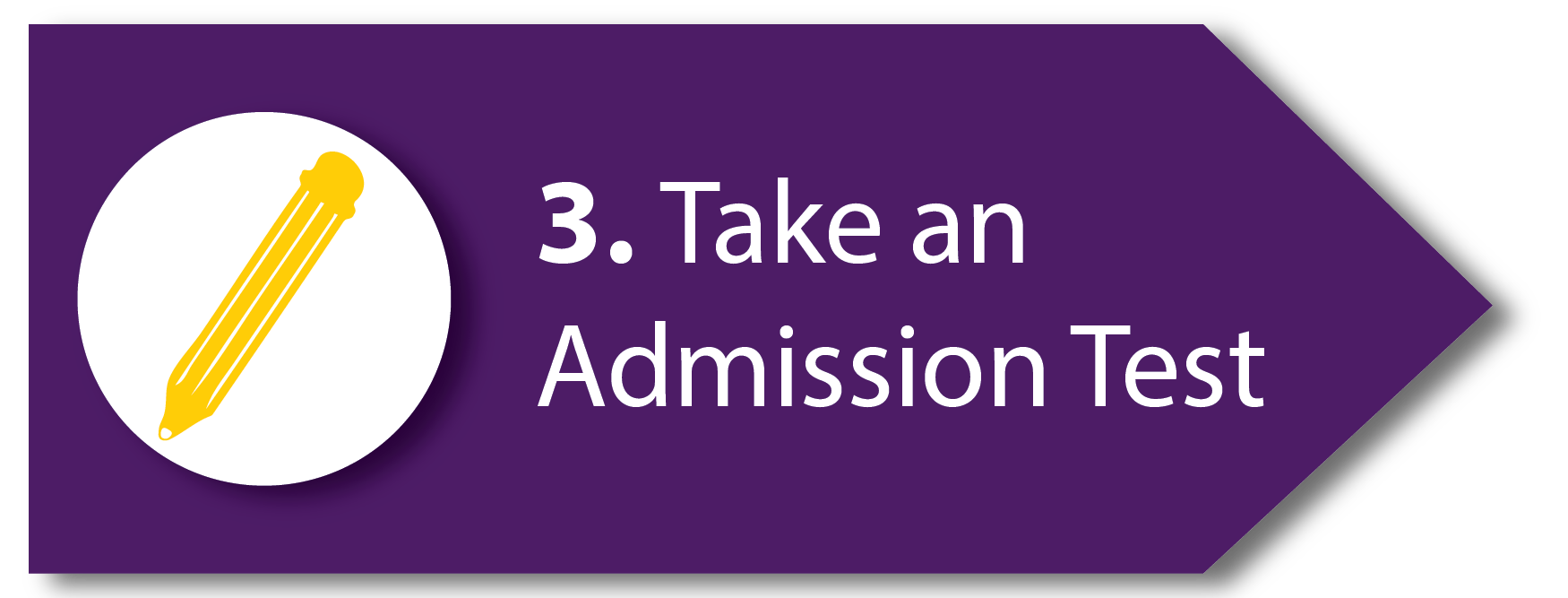 Take Admission Test